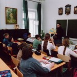Материальная база для организации воскресной школы