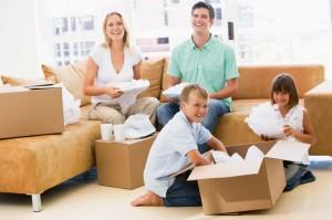 Как организовать переезд в другой город