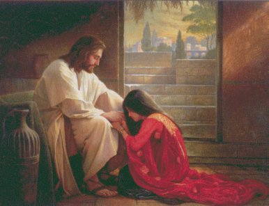 прощение грешницы: